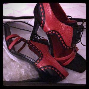 Fun Heeled Sandals